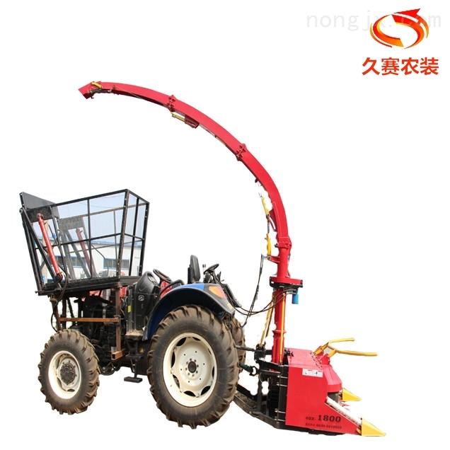 4QX-1800型青贮牧草秸秆饲料收获机