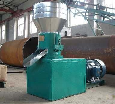 成型燃料机价格及资料重量轻 锯末压块机xy1压块机