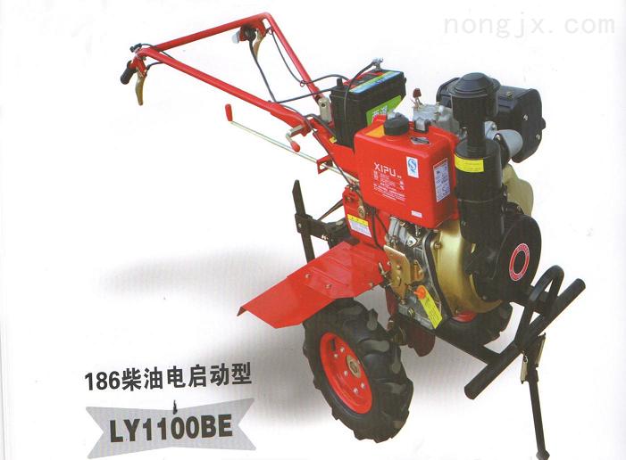 湛江小型耕地机 土壤耕整机械产能高