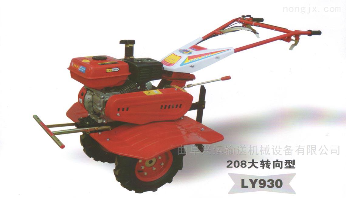 家用单缸柴油手扶拖拉机多用型旋耕翻土机