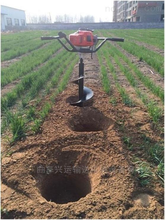 挖坑機-打眼機便攜式挖坑機 壽命更長
