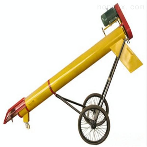 螺旋輸送機結構圖軸承密封 螺旋提升機圖紙
