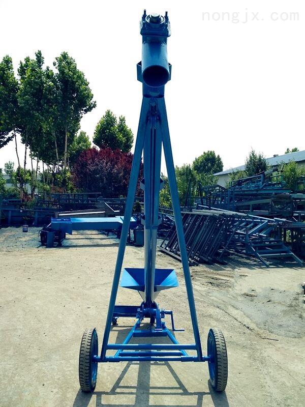 环保螺旋输送机 大提升量粉剂多功能提升机xy1螺旋提升机