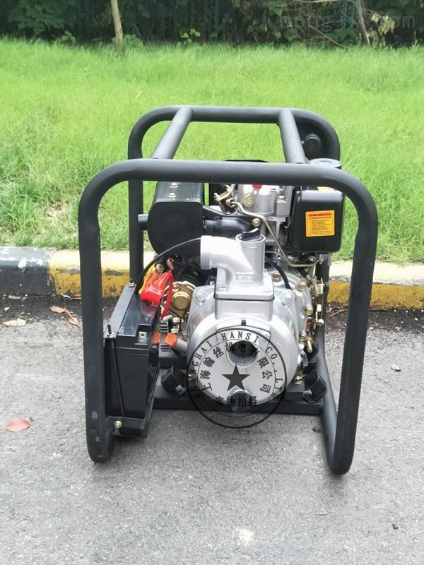 供应2寸柴油防汛泵/抽水排水机
