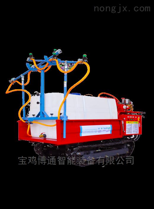 3WPB-300C-折臂式果园喷雾机