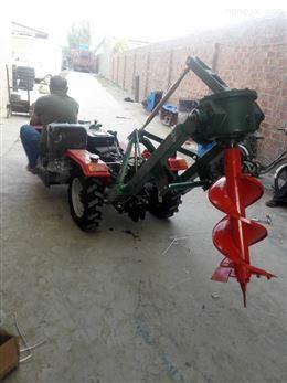 果园挖坑机