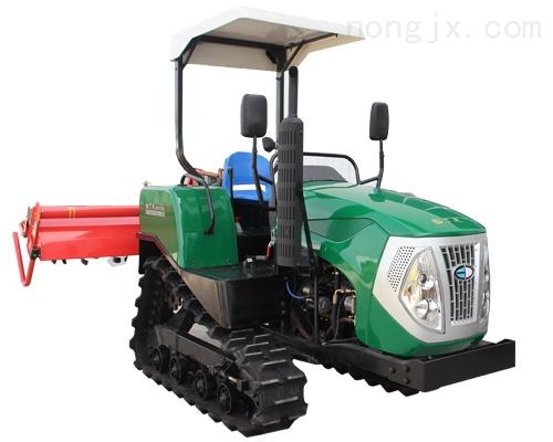 轻型履带式拖拉机