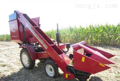 4YB-2型背負式玉米收割機