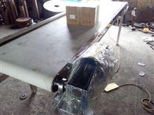 鋁型材皮帶機滾筒型號鋁型材皮帶輸送機批量加工 大豆輸