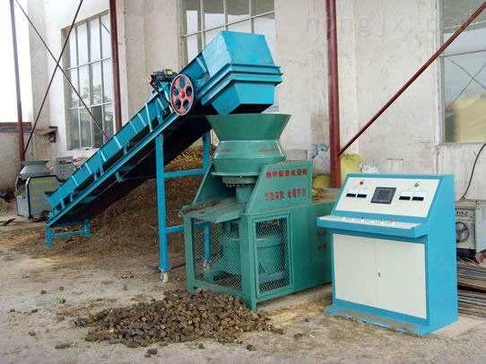 蚌埠玉米秸秆煤炭成型机多少钱 密度高生物