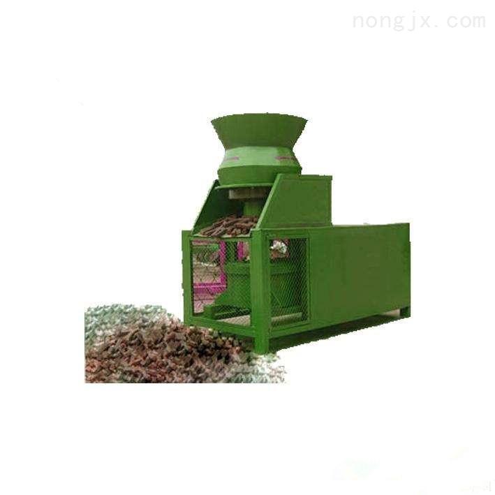 玉米芯压块机棉花杆 价格压块机