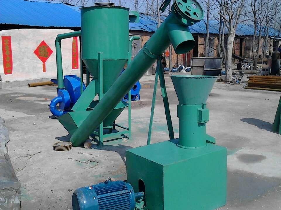 保山锯末制粒机 产能高秸秆压块机成型机