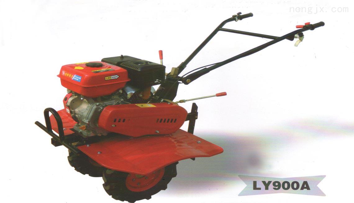 自走式手扶旋耕机小型松土机 重量轻