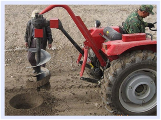 打穴机厂家钻孔机价格 适合各种地形
