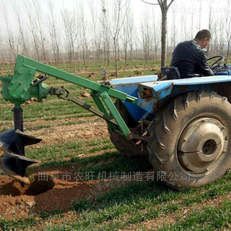 手提式多功能打洞机 山地植树果园挖坑机