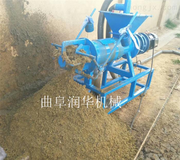 防腐蚀设计鸡粪压榨脱水机 牛粪挤干分离机