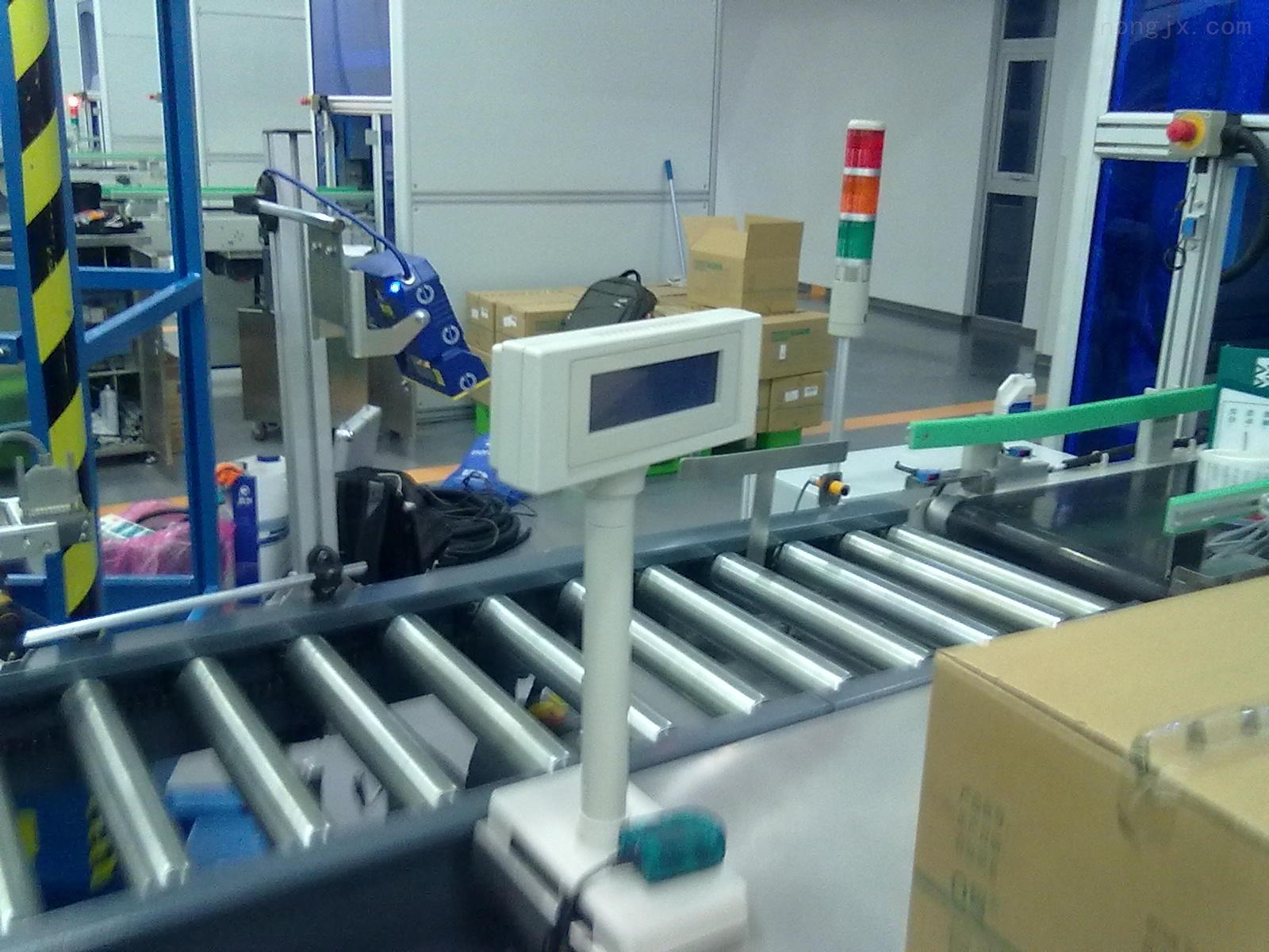 无锡线和转弯滚筒线 碳钢喷塑动力辊筒输送机xy1辊筒输送机