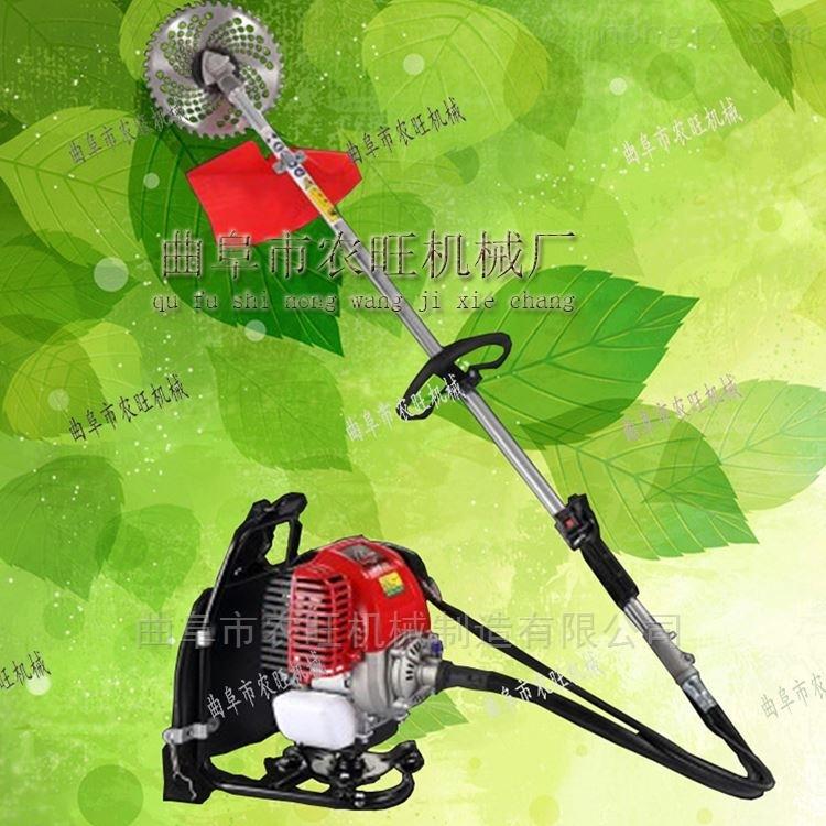 新型背负式汽油机动锄草机小型玉米地锄地机