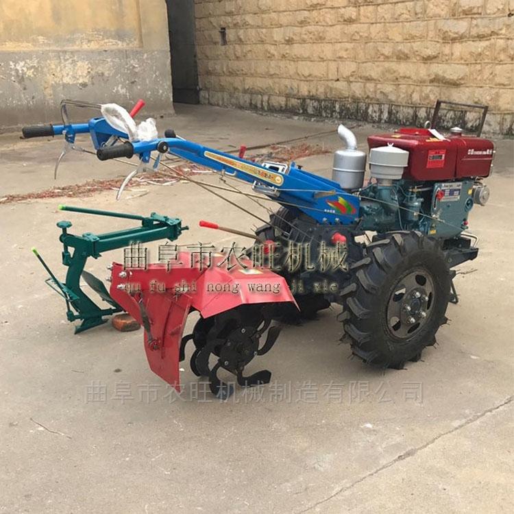 小型农用大马力拖拉机 旋耕起垄机