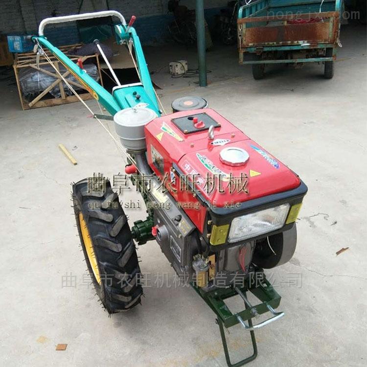 小型農用手扶拖拉機 柴油手扶翻地機