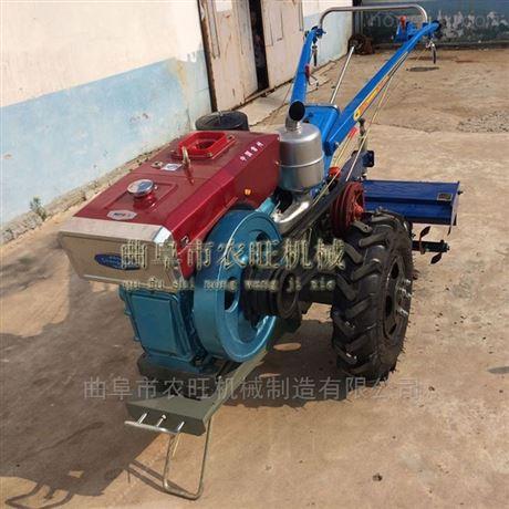 15馬力手扶拖拉機旋耕機 多功能手扶犁地機