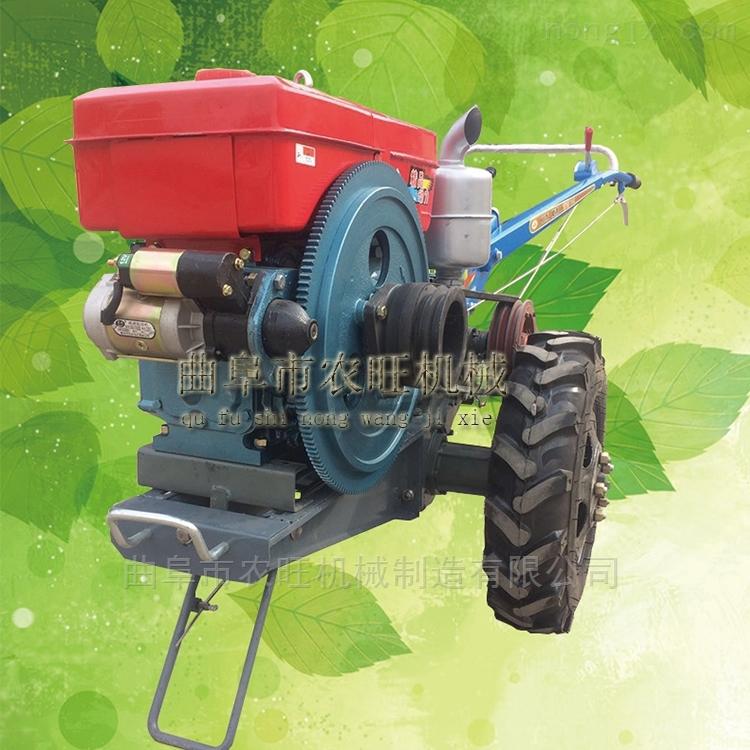 农用多功能手扶拖拉机 果园专用手扶犁地机