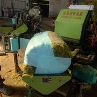 玉米秸秆青贮圆捆打捆机
