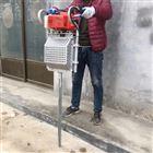 JX-QS铲式挖树机树苗机价格 多功能段根机