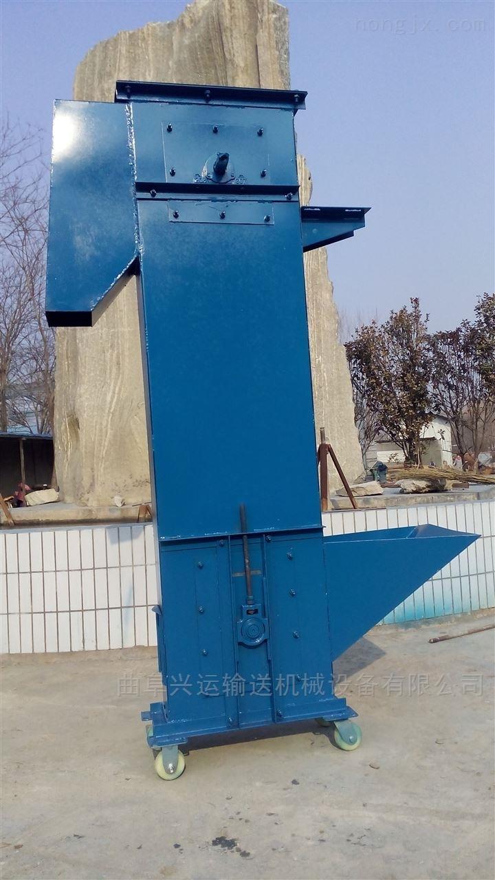 大豆用无破损瓦斗加料机  塑料斗式输送机