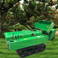 果园开沟施肥一体机工作原理