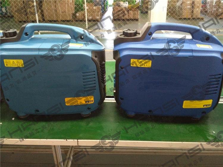 电动车充电用2kw静音汽油发电机