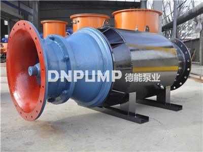 天津潜水泵生产厂家解读QZB潜水轴流泵