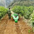 果园小型开沟施肥一体机 山地丘陵开沟机