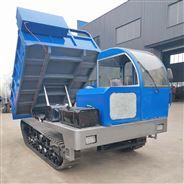 郑州四驱五吨履带运输车马力大图片