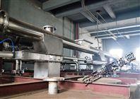 山西管链输送机 氧化锌管链机 环保输送系统