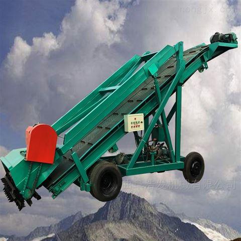 青贮取料机牧业伙伴 直销畜牧机械去草机