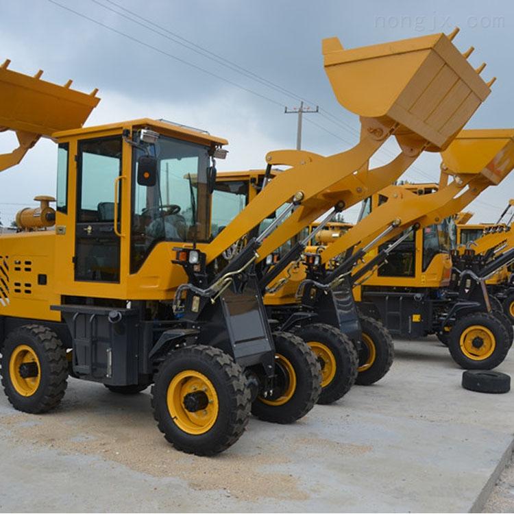无级变速加长臂抓木机 全新920型小装载机