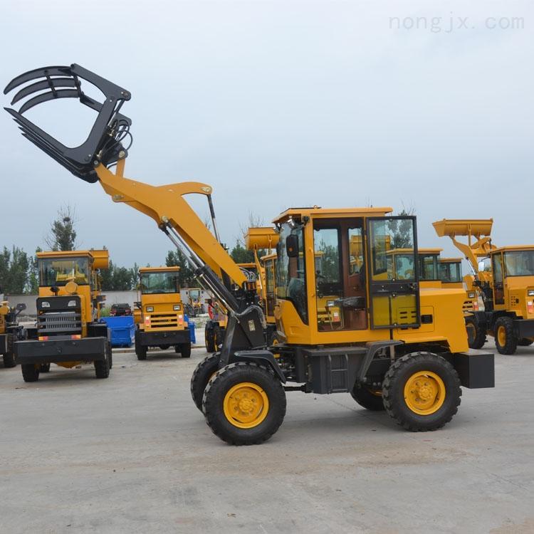 供应小型铲车910型号 四缸四驱装载机厂家