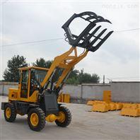 生产920型 926小型装载机 多功能铲车抓木机