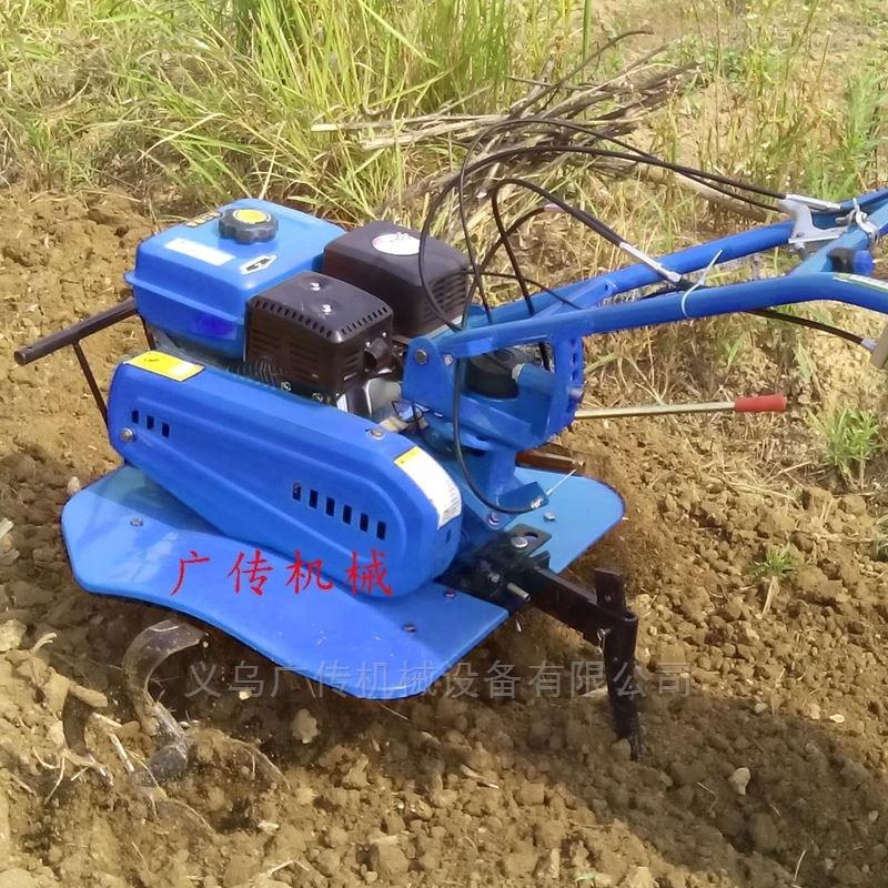 多功能小型微耕機地機山地松土機除草機