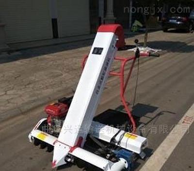 小型收谷機汽油機動力 操作簡單