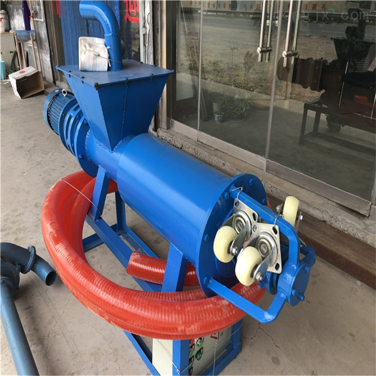 干湿脱水机尺寸 养殖场固液分离机
