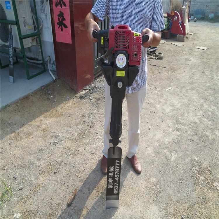 小型手提式挖树机 强劲大直径家用挖苗机