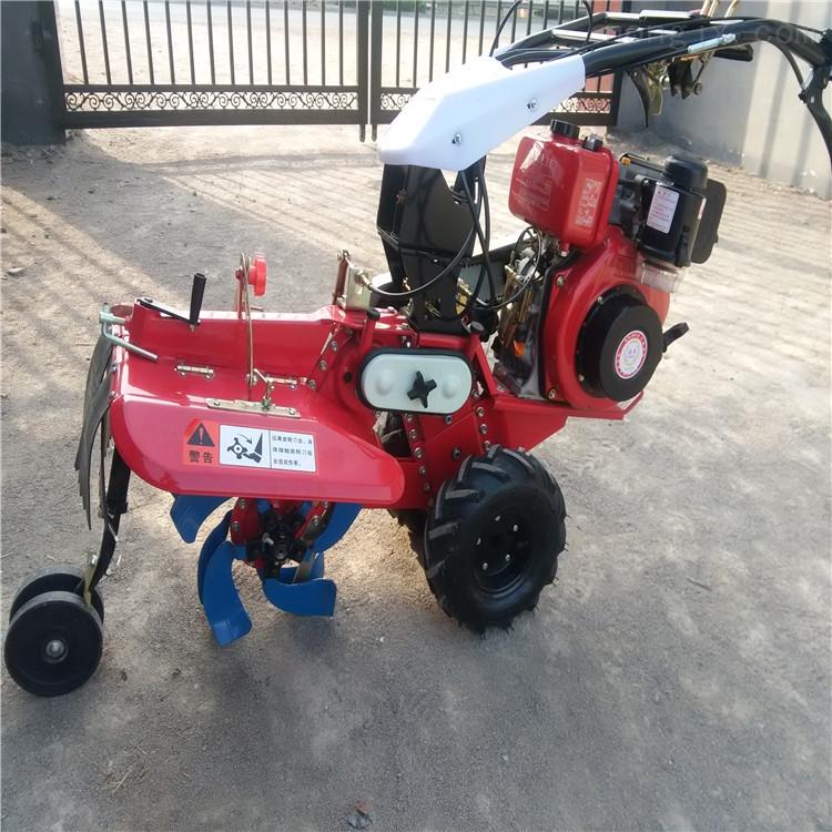 家用小型旋耕機價格 柴油開溝機