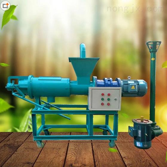牛粪处理固液分离机 多个用途豆渣脱水机