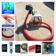 高效率大管徑的抽糧機 水稻裝車軟管吸谷機