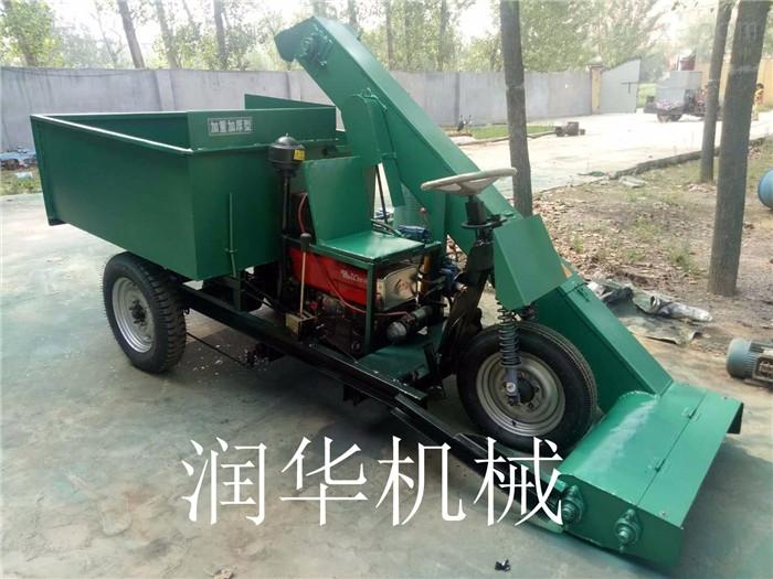 RF-QFC-18-全液压490发动机清粪车 牛场专用清粪机