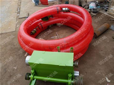 玉米小麦抽粮机 车载螺旋式吸粮机
