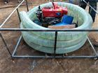冬天防断裂的吸粮管 家用小型蛟龙吸粮机