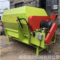 能粉碎秸秆草料的TMR搅拌机 移动式全日粮机